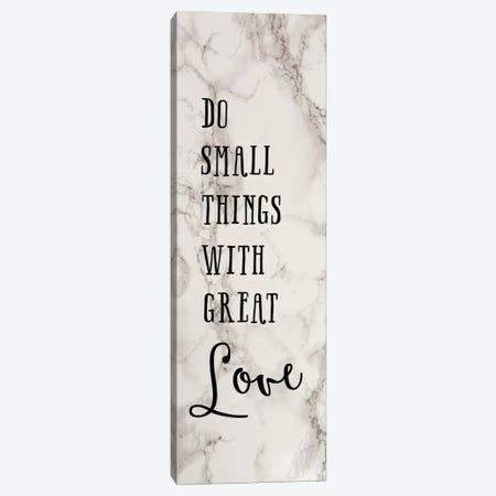 Great Love Canvas Print #AMD25} by Amanda Murray Art Print