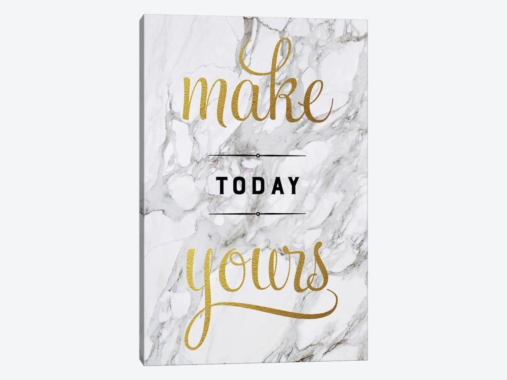 Make Today Yours by Amanda Murray 1-piece Canvas Art