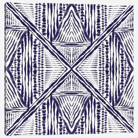 Inky Kaleidoscope II Canvas Print #AMD52} by Amanda Murray Canvas Art Print