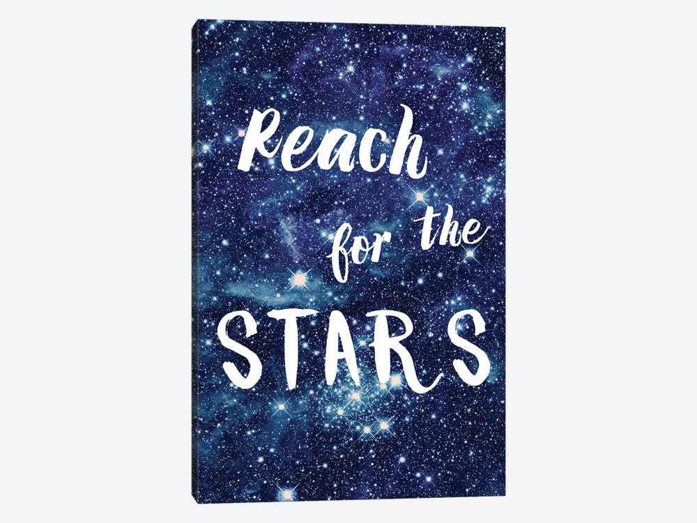 Reach For The Stars by Amanda Murray 1-piece Canvas Wall Art