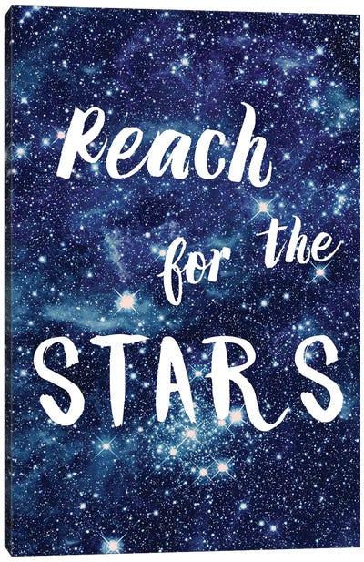 Reach For The Stars Canvas Art Print