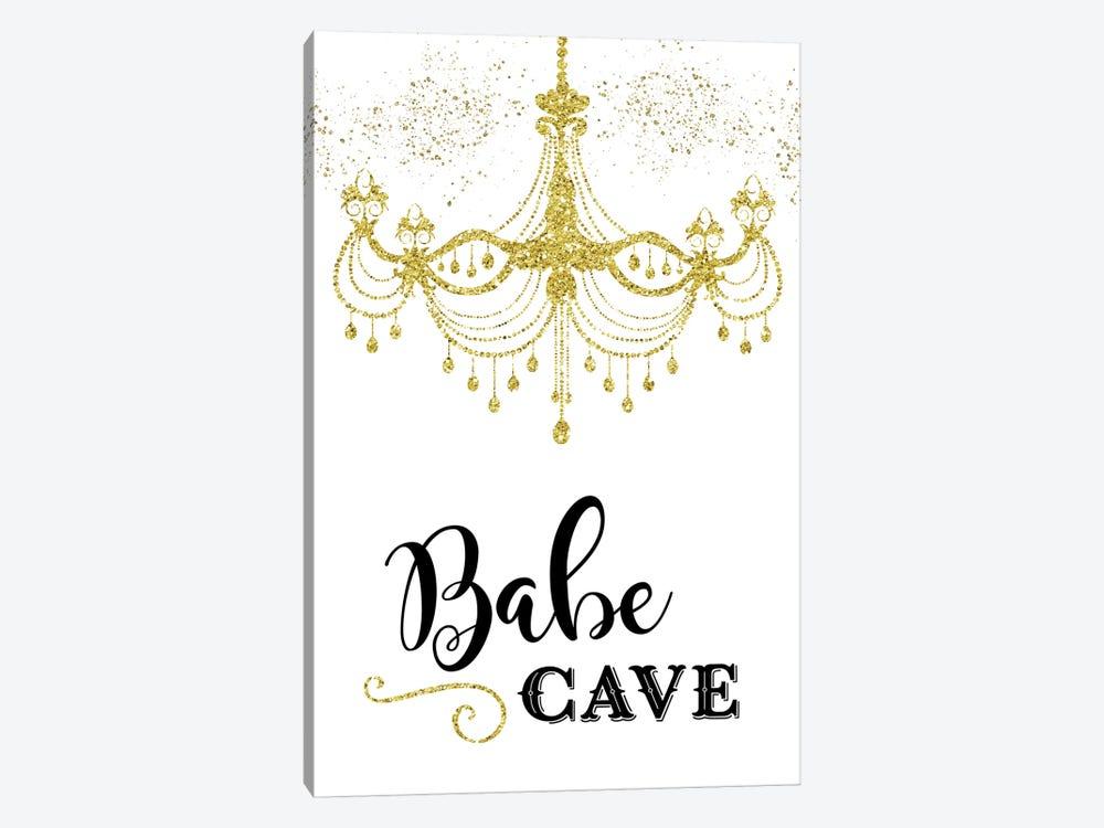 Babe Cave by Amanda Murray 1-piece Canvas Wall Art