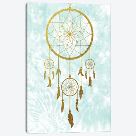 Dreamcatcher Canvas Print #AMD7} by Amanda Murray Canvas Art