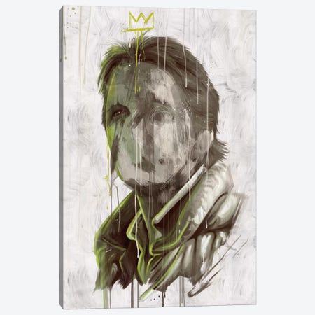 UAL Faces Single Canvas Print #AME17} by Armando Mesias Canvas Art Print
