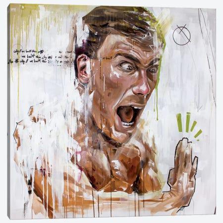 Van Dam Canvas Print #AME20} by Armando Mesias Canvas Art Print