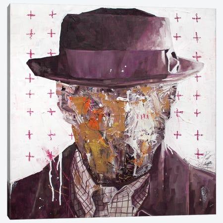 Walter Canvas Print #AME24} by Armando Mesias Canvas Artwork