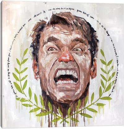 Arnie Canvas Art Print