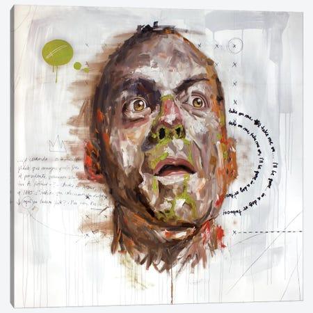 Brus Canvas Print #AME30} by Armando Mesias Canvas Artwork