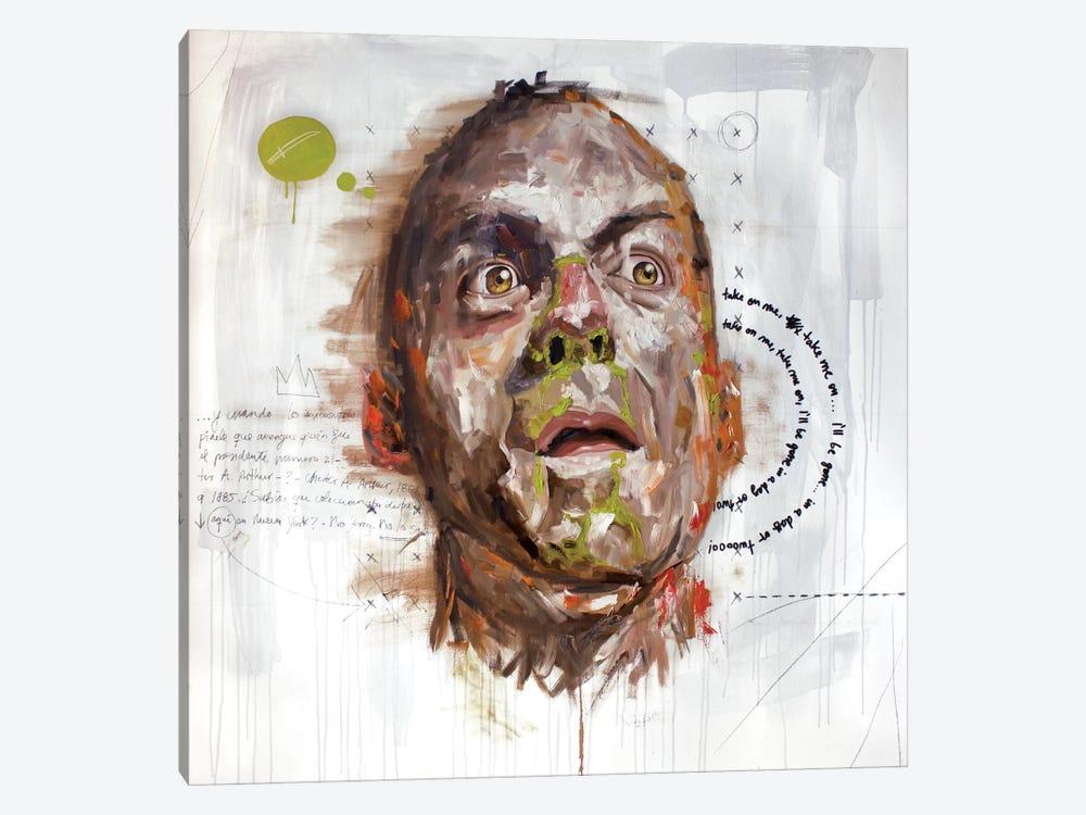 Brus by Armando Mesias 1-piece Canvas Art