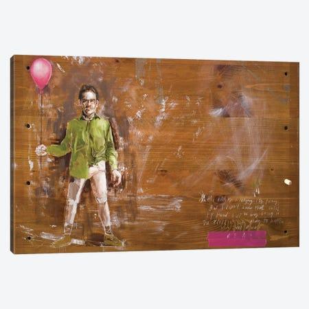 Dad Canvas Print #AME33} by Armando Mesias Canvas Artwork