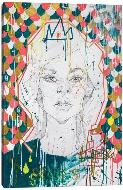 Lux Canvas Art Print