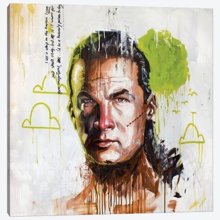 Seagal Canvas Print #AME48} by Armando Mesias Art Print