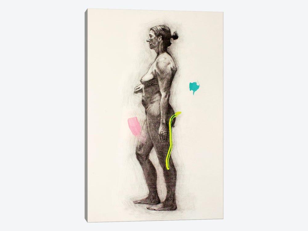 A Long Pose by Armando Mesias 1-piece Canvas Artwork