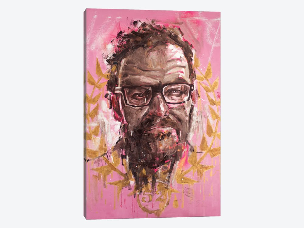Mr. Lambert by Armando Mesias 1-piece Art Print