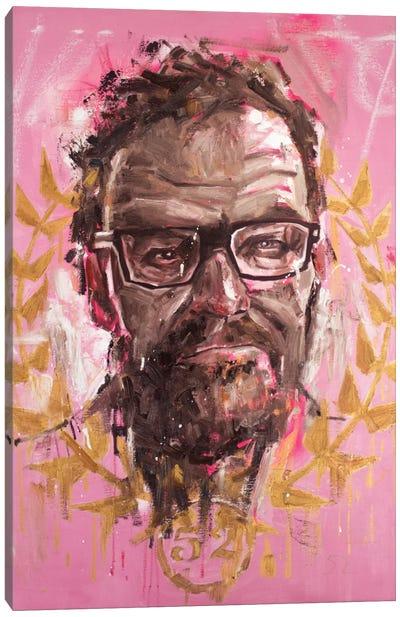 Mr. Lambert Canvas Art Print