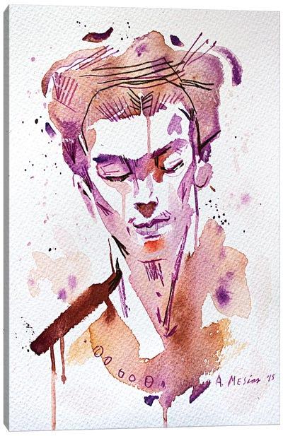 Frida Canvas Print #AME51