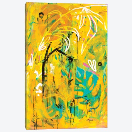 If You Like Pina Coladas Canvas Print #AME53} by Armando Mesias Canvas Art