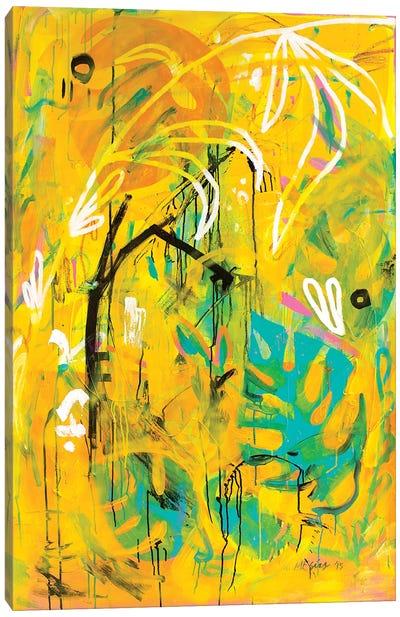 If You Like Pina Coladas Canvas Art Print