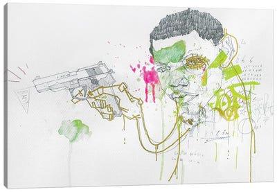 The Dead End Kid Canvas Art Print
