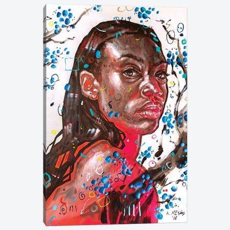Alexandra Canvas Print #AME66} by Armando Mesias Canvas Art