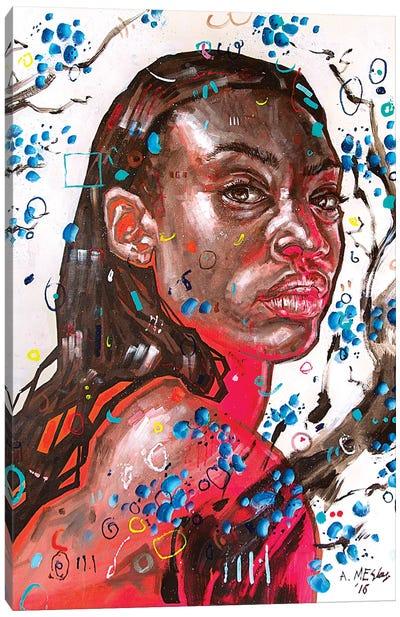 Alexandra Canvas Art Print