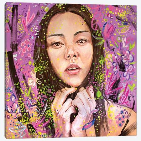 Yuriko Canvas Print #AME82} by Armando Mesias Canvas Print