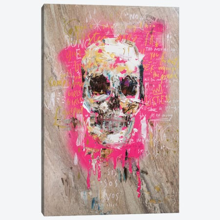 Post Selfie Canvas Print #AME8} by Armando Mesias Canvas Art