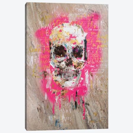 Post Selfie Canvas Print #AME8} by Armando Mesias Canvas Art