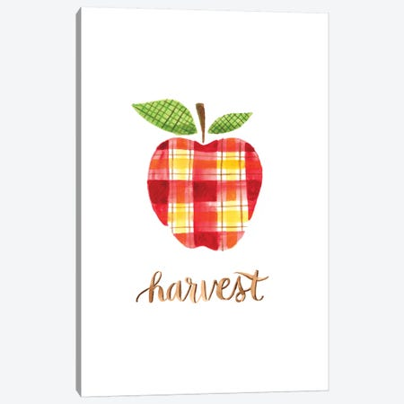 Apple Harvest II Canvas Print #AMG14} by Amanda Mcgee Art Print