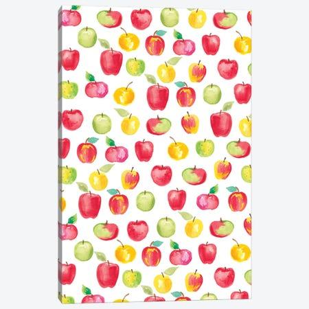 Apple Harvest III Canvas Print #AMG15} by Amanda Mcgee Canvas Art Print