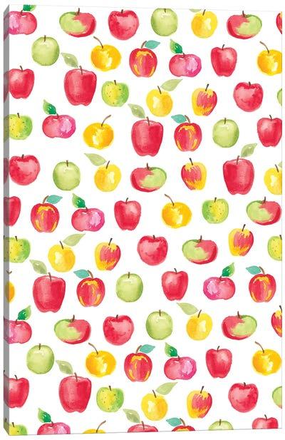 Apple Harvest III Canvas Art Print