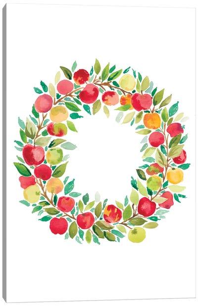 Apple Harvest IV Canvas Art Print