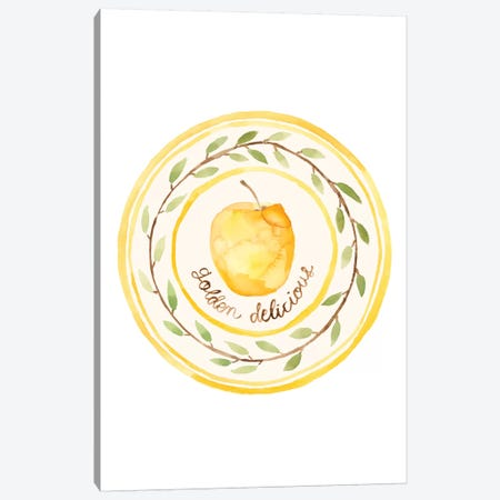 Apple Harvest VIII Canvas Print #AMG20} by Amanda Mcgee Art Print