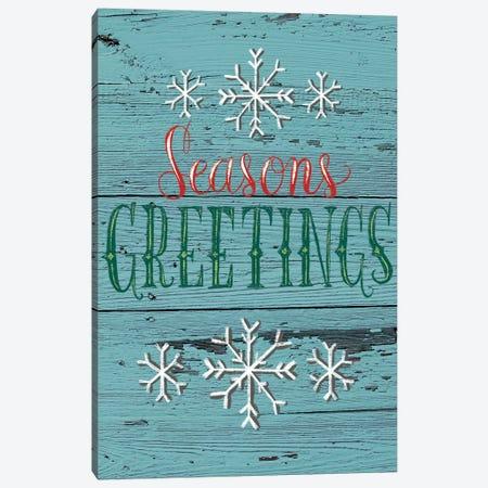 Christmas Greenery IV Canvas Print #AMG69} by Amanda Mcgee Canvas Print