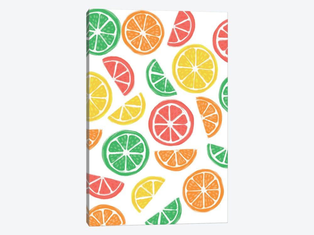 Summer Fruits I by Amanda Mcgee 1-piece Canvas Art