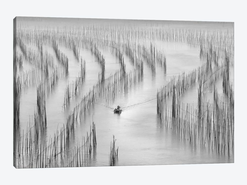 Going Back by Angela Muliani Hartojo 1-piece Canvas Art