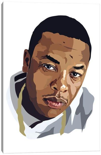 Dr Dre Canvas Art Print