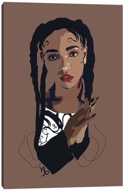 FKA Twigs Canvas Art Print