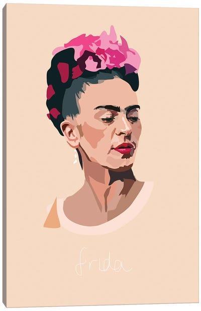 Frida Kahlo Artist Canvas Art Print
