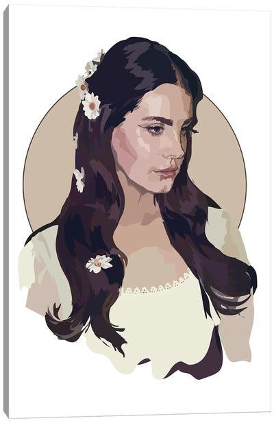Lana Del Rey Lust for Life Canvas Art Print