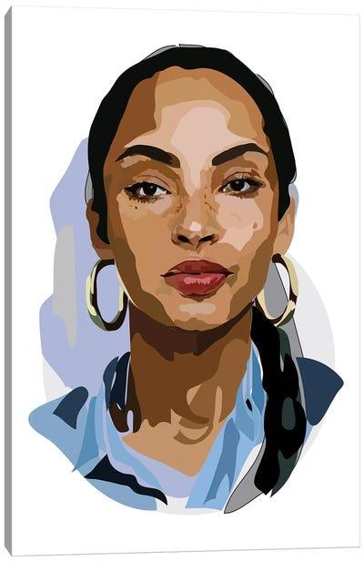 Sade Canvas Art Print