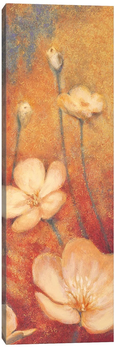 Floral Poetry II Canvas Art Print