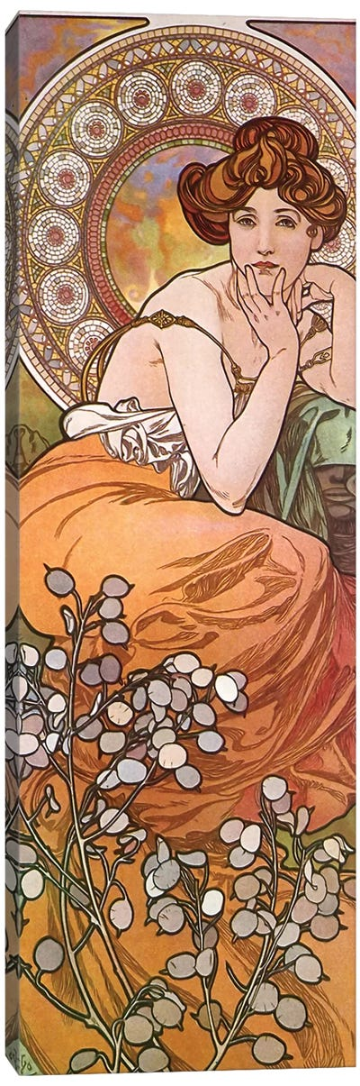 Topaz, 1900 Canvas Art Print
