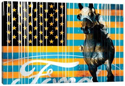 Spirit Of Philly Canvas Art Print