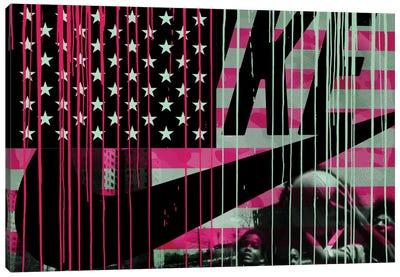 Urban States Of America Canvas Art Print