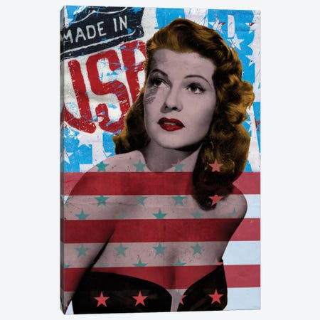 American Beauty Canvas Print #AMME1} by 5by5collective Canvas Wall Art