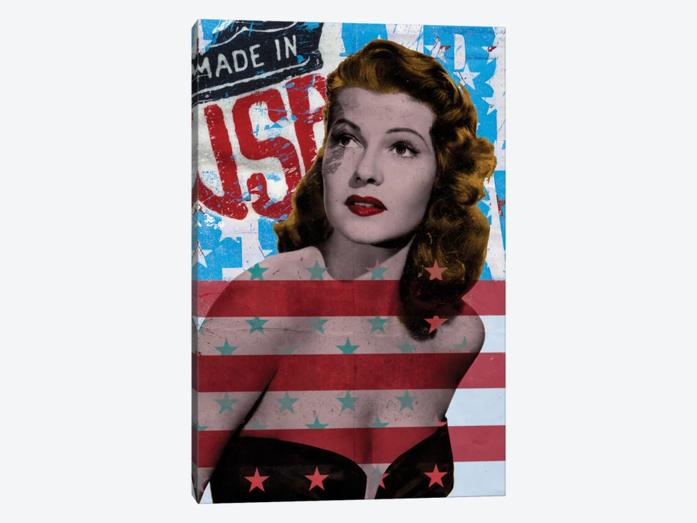American Beauty by 5by5collective 1-piece Canvas Artwork