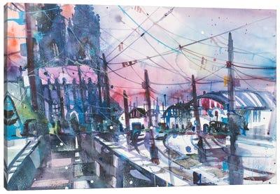Cologne Canvas Art Print