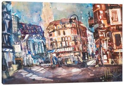 Vienna Canvas Art Print