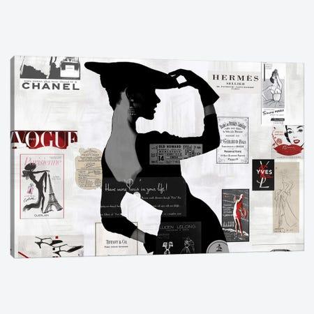 High Fashion II Canvas Print #AMP2} by Amanda Pearson Canvas Wall Art